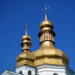 Stock Photo: Gold cupola