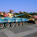 USSR tank — Stock Photo