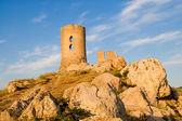 Old fortress in Crimea — Stock Photo