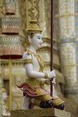 Arte nativo estilo tailandés — Foto de Stock