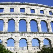 Stock Photo: Coloseum of Pula