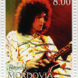 Brian May from music group Queen