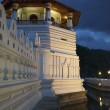 thumbnail of Temple of the Tooth. Evening. Sri Lanka