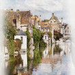 thumbnail of Bruges canal, Belgium