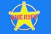 Odznak šerifa