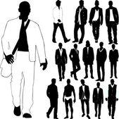 Fashion men vector (clothes detail) 1