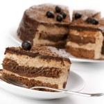 thumbnail of Homemade chocolate cake