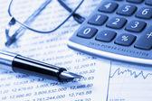 účetnictví, duální tón
