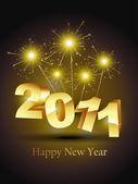 Neujahr-design