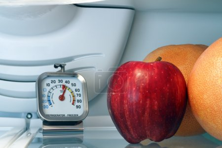 refrigerator, temperature - B4141415