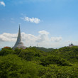 thumbnail of Thai temple on the hill