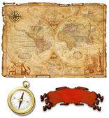 An ancient map