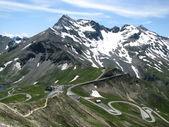 Großglockner in Alpen