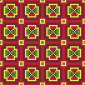 Seamless ethnic national Ukraine pattern Vector art-illustration