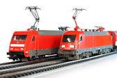 Fotografie Miniatur-Züge
