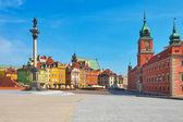 Fotografia Piazza Castello, a Varsavia, Polonia