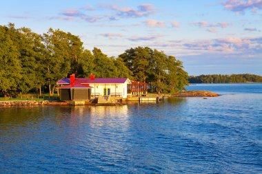 Summer cottage in Finland