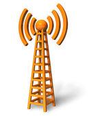 Drahtloser Kommunikationsturm