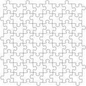 Kachlová bezešvé hádanky šablona vzor