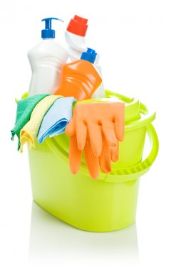 Cleaning objects in bucket