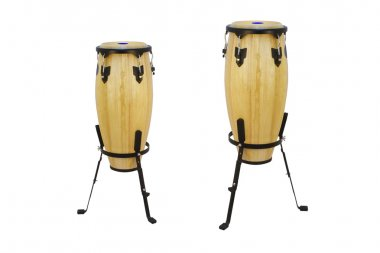 Ethnic african drums