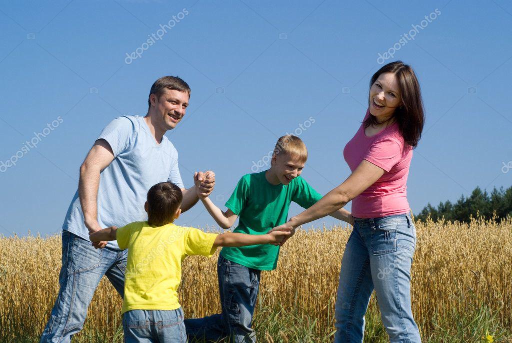 Children and parents'