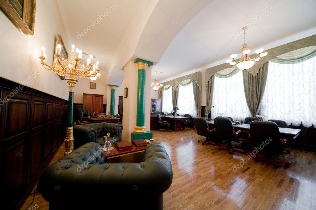 Moderne luxus büro  moderne und Luxus Büro — Stockfoto © igterex #4503256