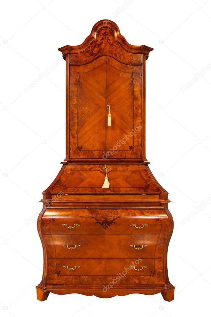Wooden bureau stock photo igterex 4571697 for Bureau stock