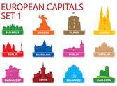 Fényképek Európai főváros szimbólumok