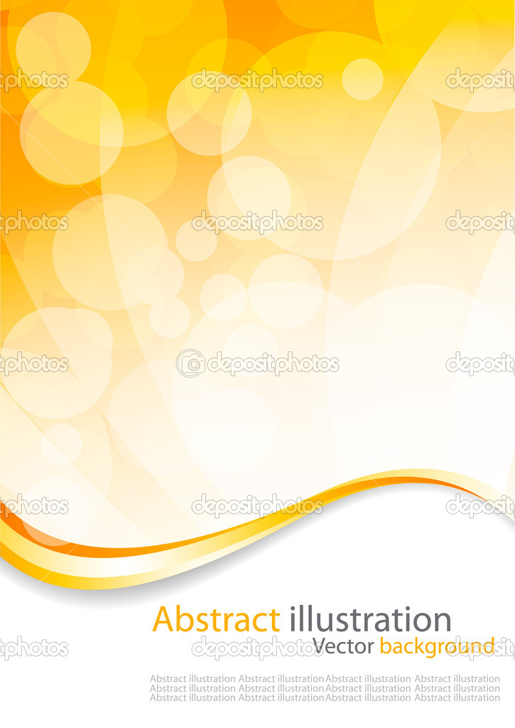 Abstract colorful circles vector design