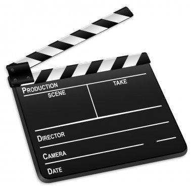 3d film slate