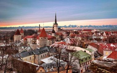 Old town of Tallinn