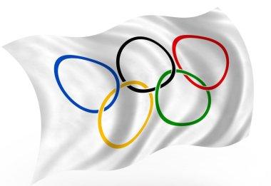 Olympics, Olympiad flag