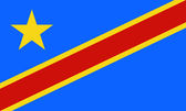 Zaire (Congo) flag