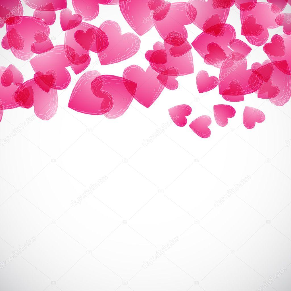 Valentine Background U2014 Vector By Sergio77