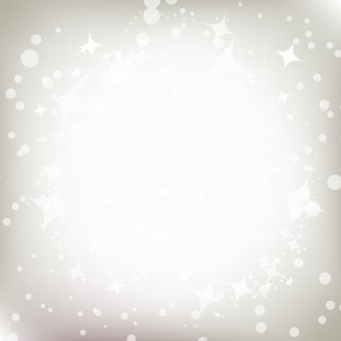 Snowing glitter background for your design