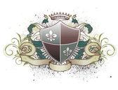 Fotografie Heraldic shield