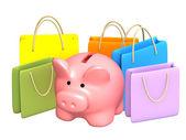 Fotografie Shopping
