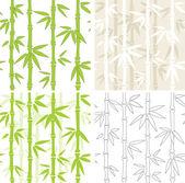 Fényképek Folytonos vector háttér-a bambusz