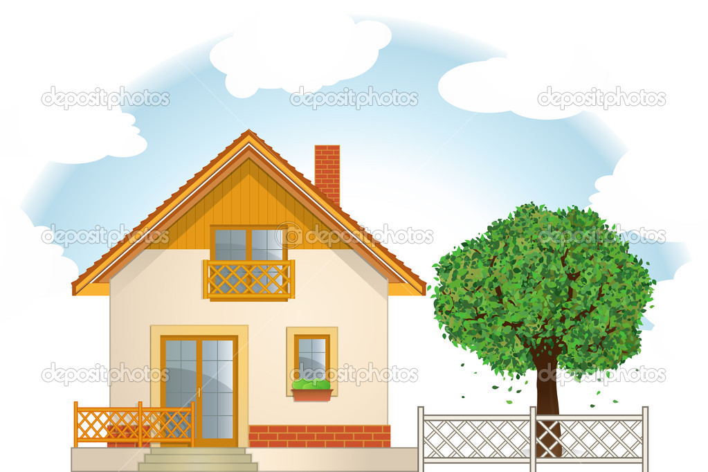House and Tree