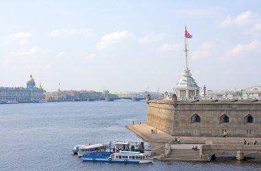 """Картина, постер, плакат, фотообои """"вид на Санкт-Петербург"""", артикул 4773935"""