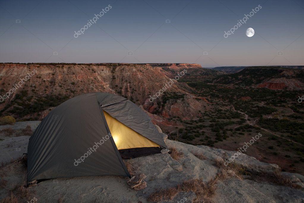 Camping at the Canyon