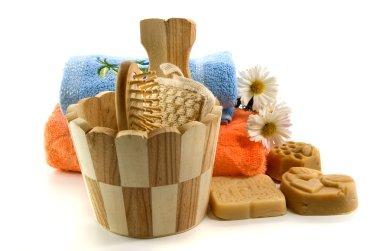 Soap and bath accessories