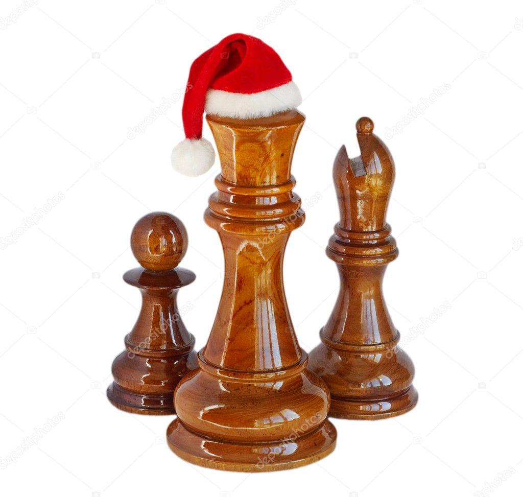 Výsledek obrázku pro vánoční šachy