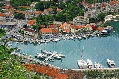 Sea Port of Kotor, Montenegro
