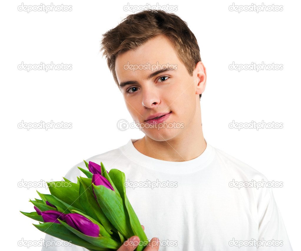 what to give a man instead of flowers