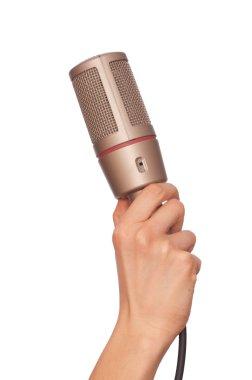 Big microphone