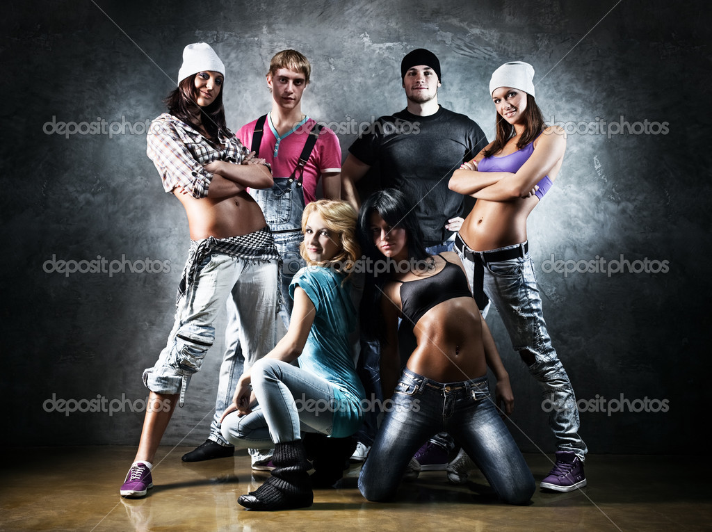 Dancer team