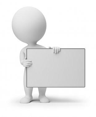 3d small - empty board