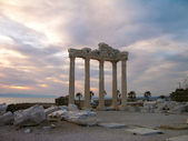 Photo Temple of Apollo, Side, Turkey